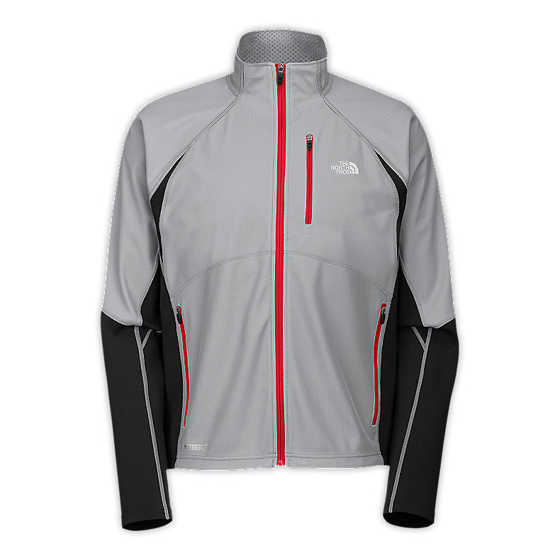 MEN'S WINDSTOPPER® HYBRID FULL ZIP