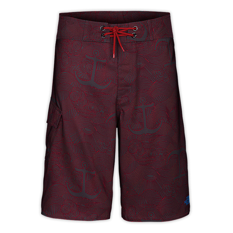 MEN'S CLASS V STRETCH PRINTED BOARDSHORTS