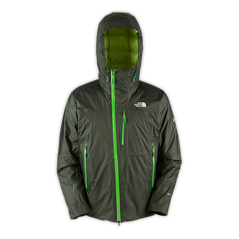 MEN'S GLITCHIN DOWN JACKET