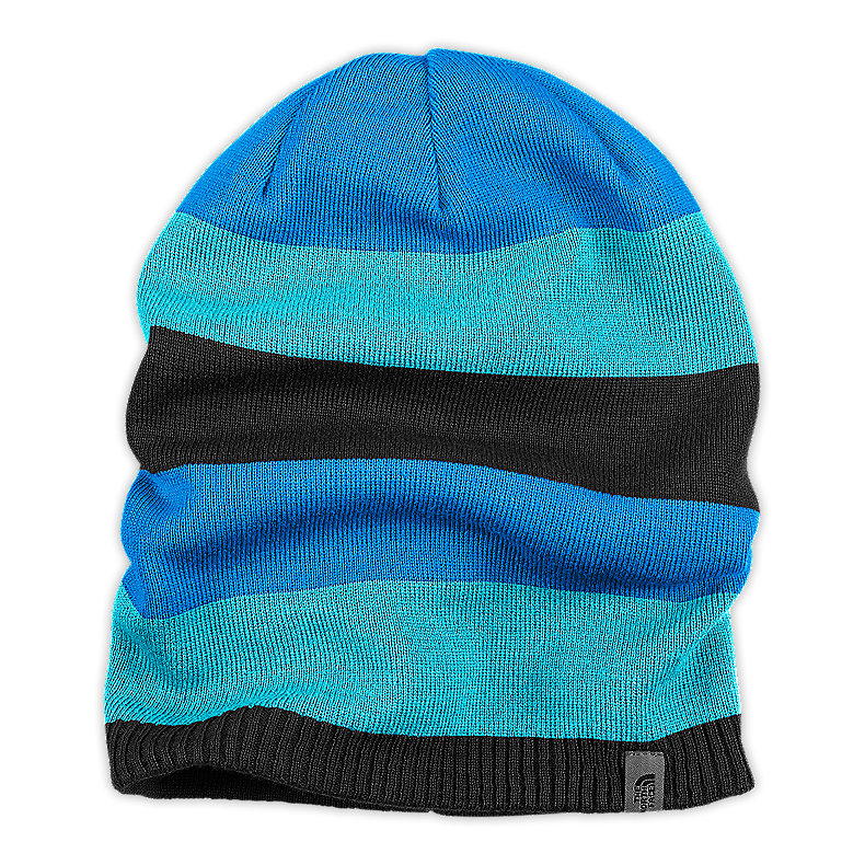 REVERSIBLE NORTH POINT BEANIE