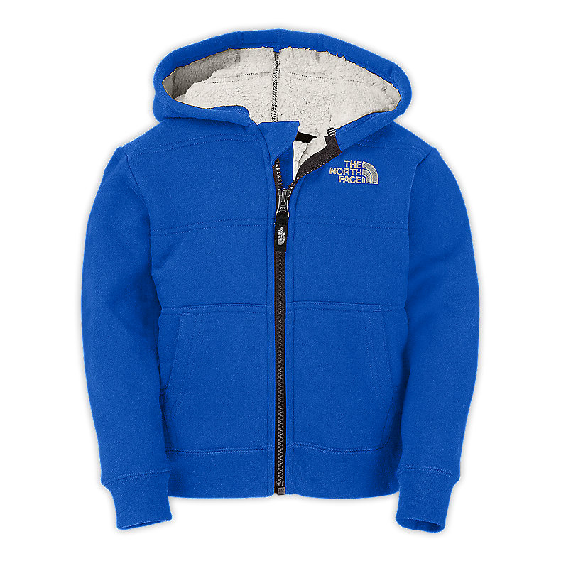 TODDLER BOYS' FOREVERLONG FULL ZIP HOODIE