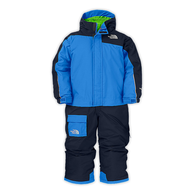 TODDLER BOYS' INSULATED ONE SHOT SUIT