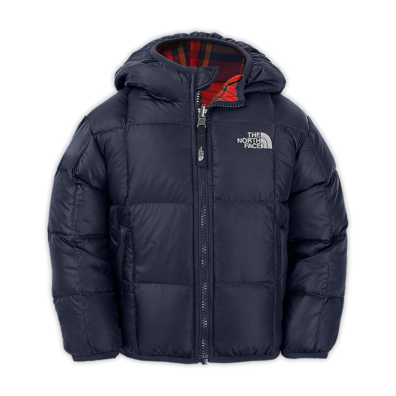 TODDLER BOYS' REVERSIBLE DOWN MOONDOGGY JACKET