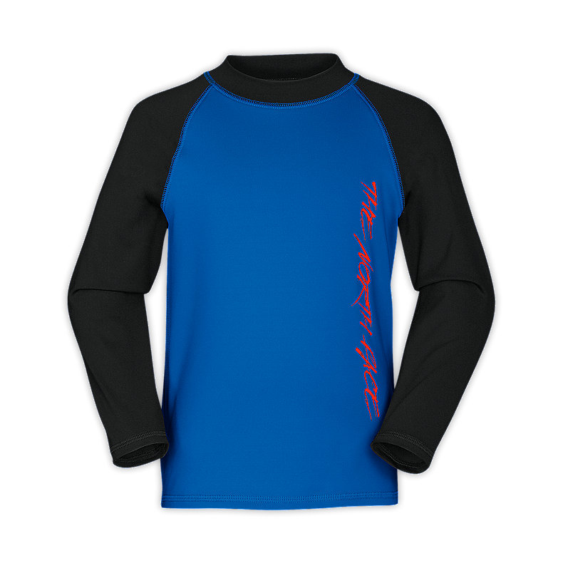 TODDLER BOYS' CUTBACK RASH GUARD