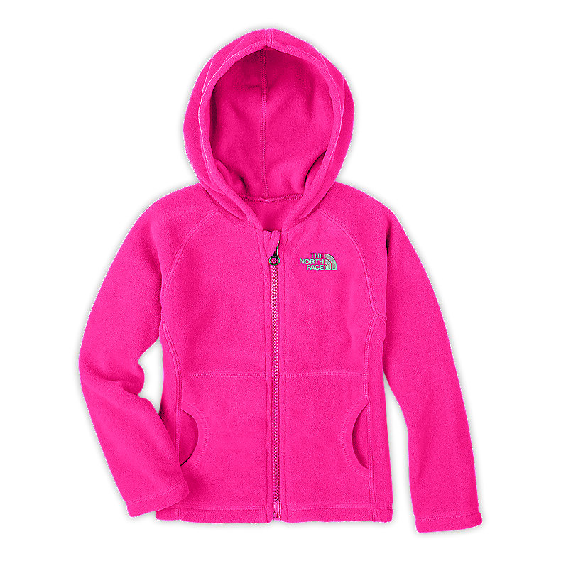 TODDLER GIRLS' GLACIER FULL ZIP HOODIE