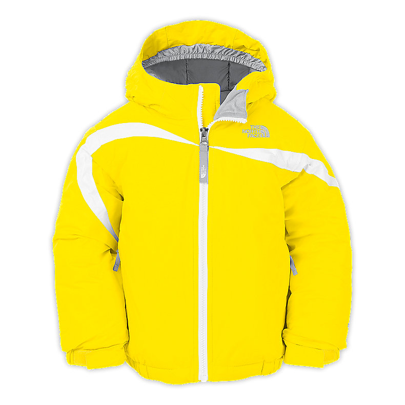 TODDLER GIRLS' INSULATED POQUITO JACKET