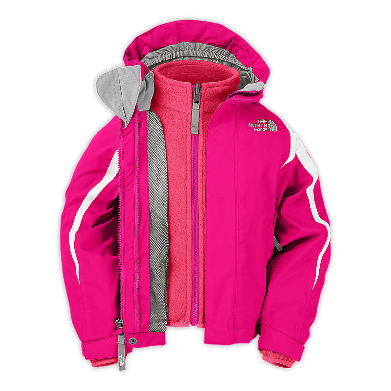TODDLER GIRLS' MOUNTAIN VIEW TRICLIMATE® JACKET