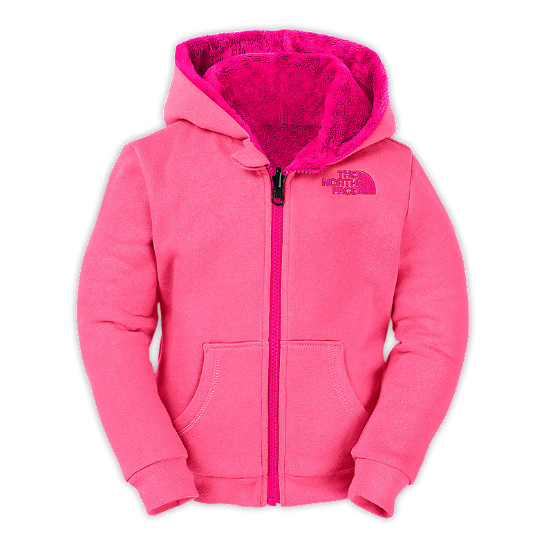 TODDLER GIRLS' REVERSIBLE ELLOISE FULL ZIP HOODIE