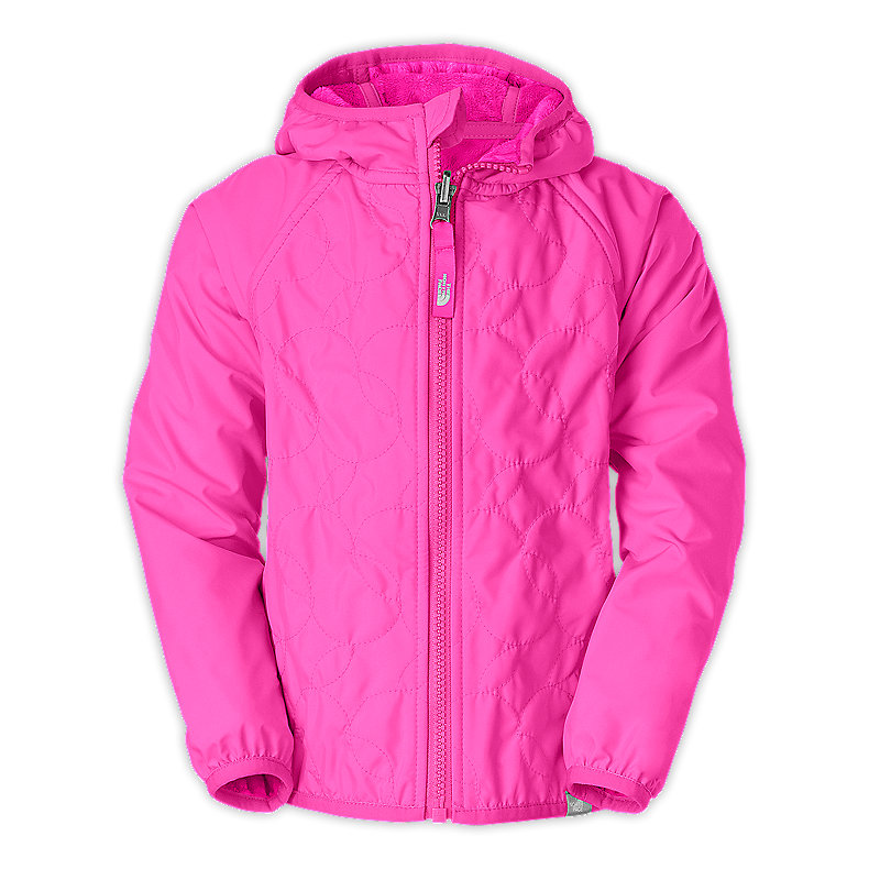 TODDLER GIRLS' REVERSIBLE LIL' BREEZE WIND JACKET