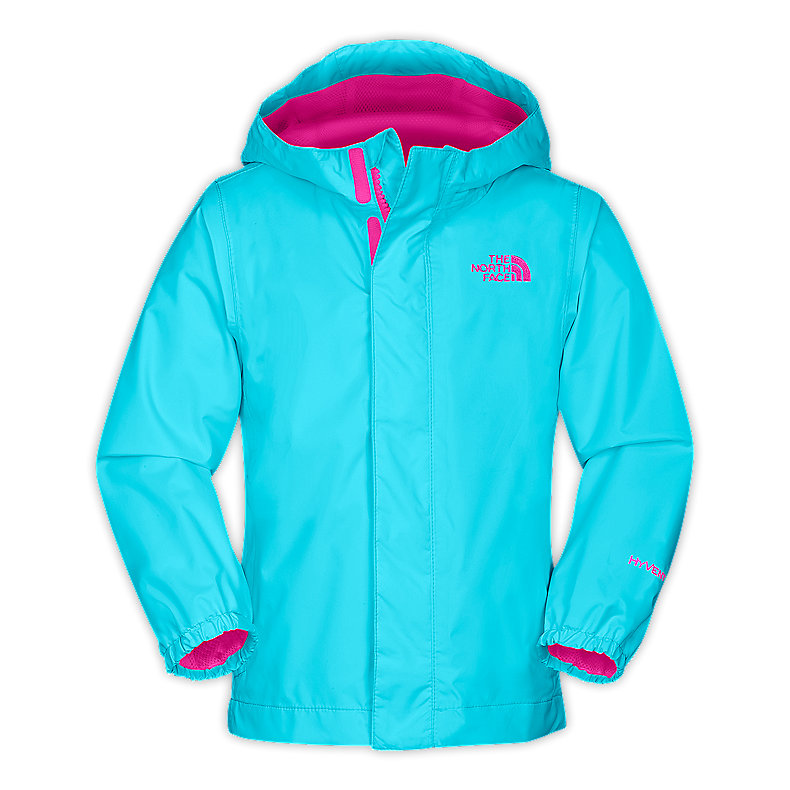 TODDLER GIRLS' TAILOUT RAIN JACKET