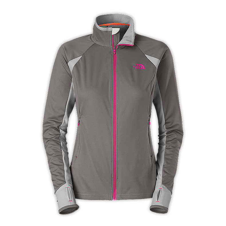WOMEN'S ALPINE HYBRID FULL ZIP