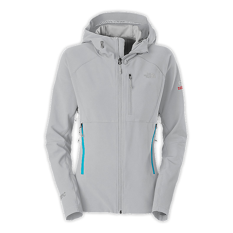 WOMEN'S ALPINE PROJECT SOFT SHELL JACKET