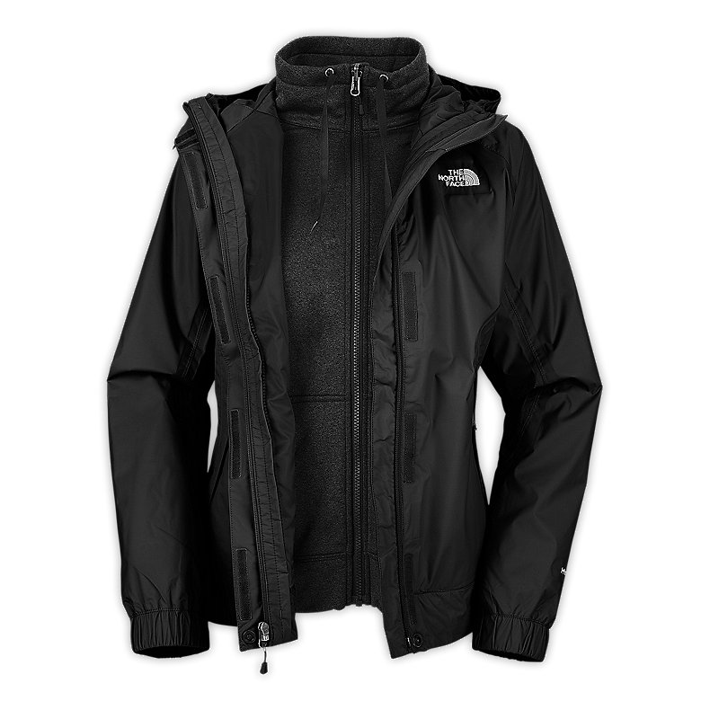 WOMEN'S BARRAGE TRICLIMATE® JACKET