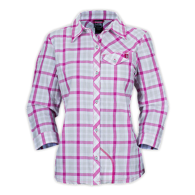 WOMEN'S BRUSHCUT SHIRT
