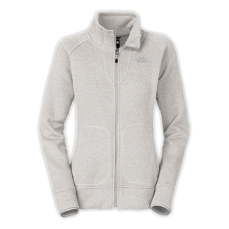 WOMEN'S CRESCENT POINT FULL ZIP