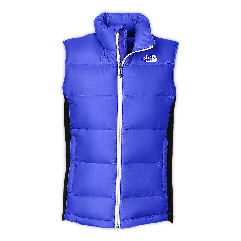 WOMEN'S CRIMPTASTIC HYBRID DOWN VEST