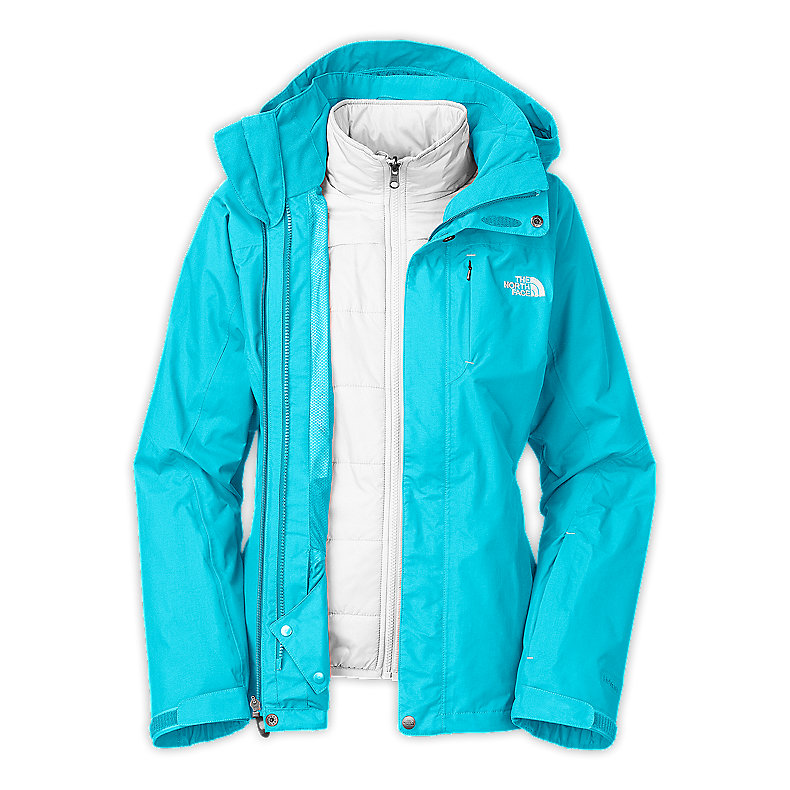 WOMEN'S DEUCES TRICLIMATE® JACKET