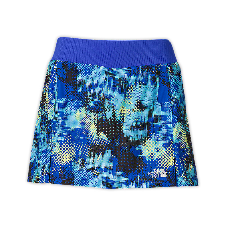 WOMEN'S EAT MY DUST SKIRT