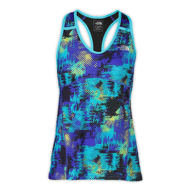 WOMEN'S EAT MY DUST SPORT TANK