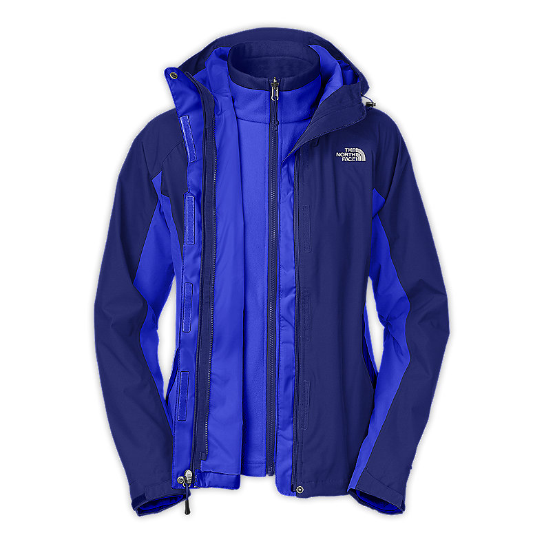 WOMEN'S EVOLVE TRICLIMATE® JACKET