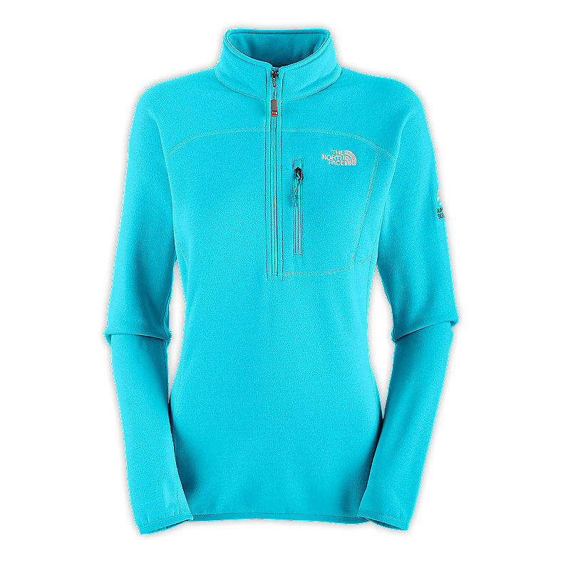 WOMEN'S FLUX POWER STRETCH® 1/4 ZIP