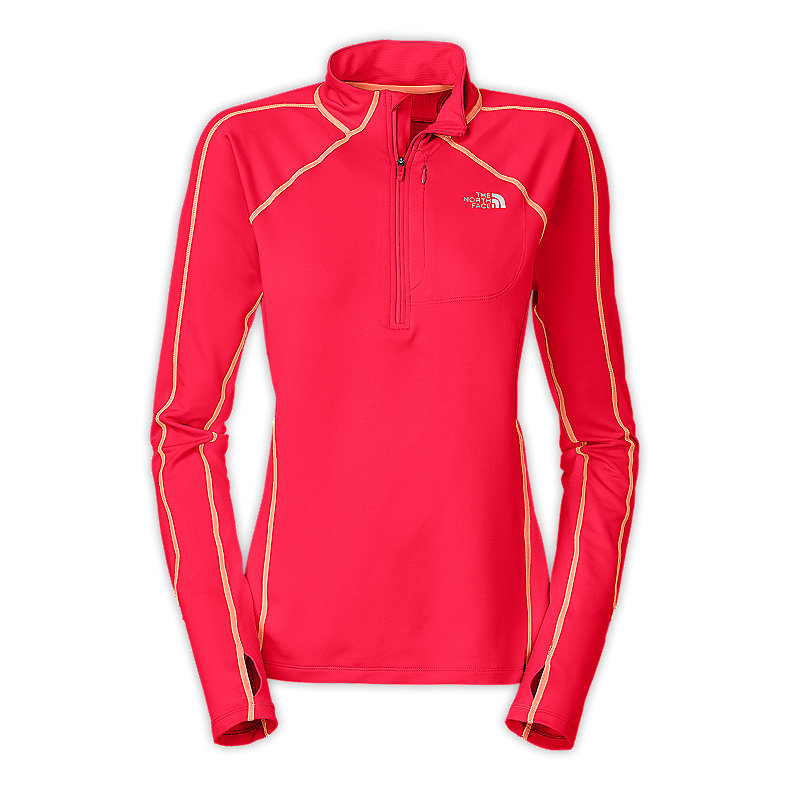 WOMEN'S IMPULSE 1/4 ZIP