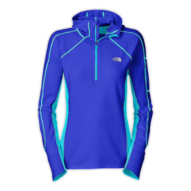WOMEN'S IMPULSE 1/4 ZIP HOODIE