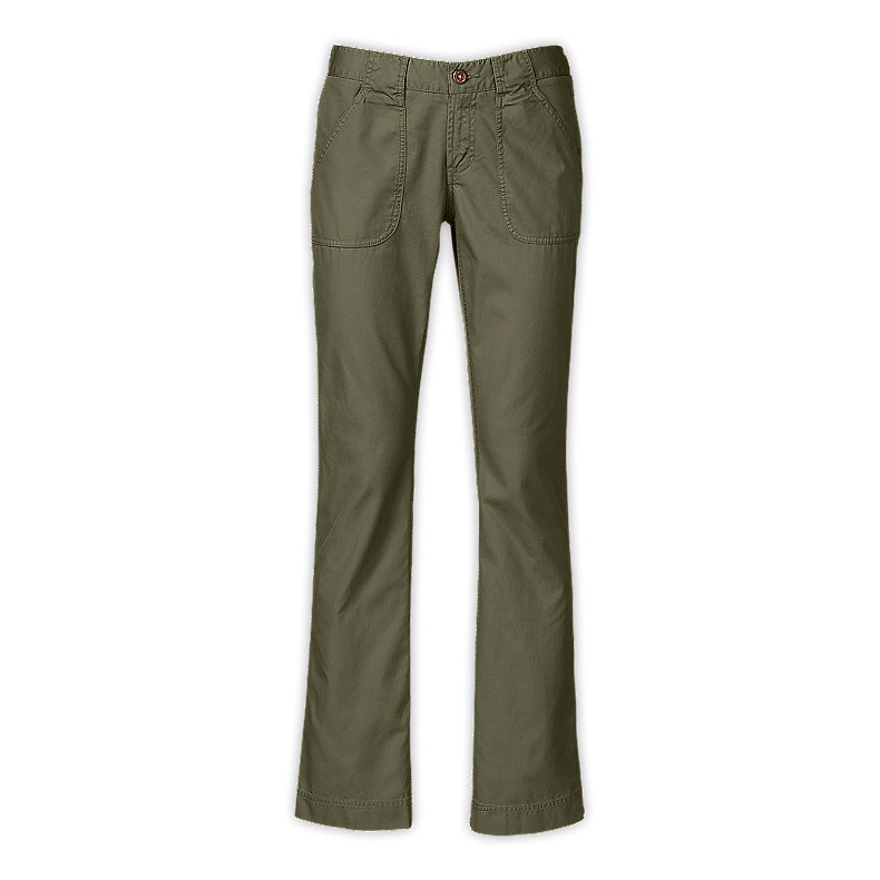WOMEN'S LUPINE BOOTCUT PANTS