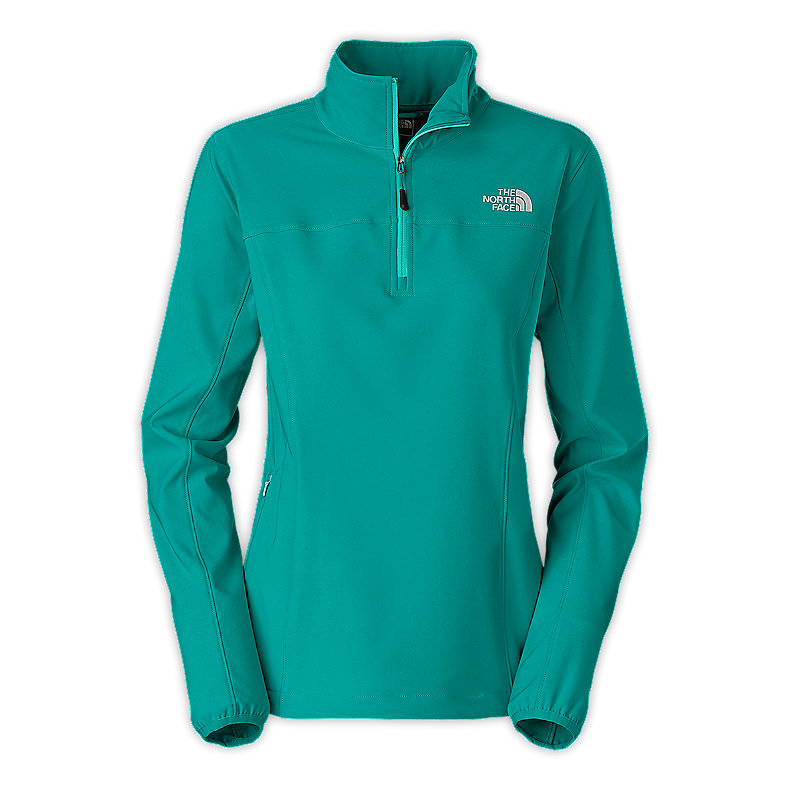 WOMEN'S NIMBLE ZIP SHIRT