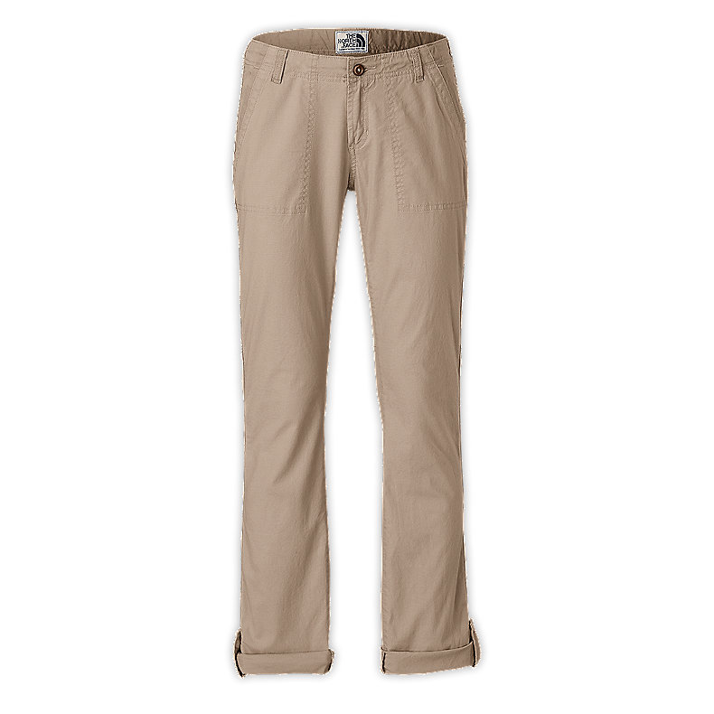 WOMEN'S PINECREST ROLL-UP PANTS