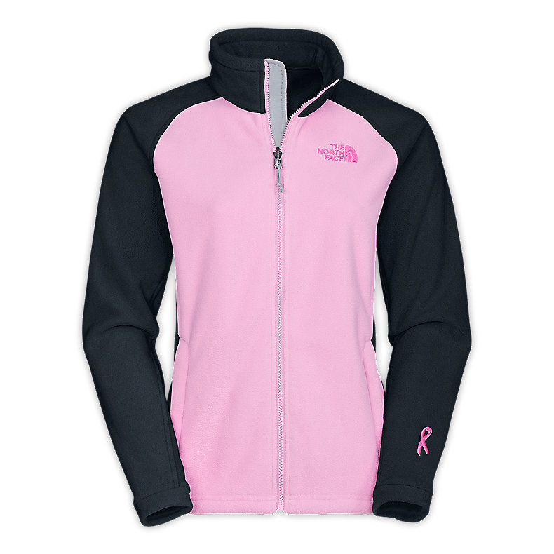 WOMEN'S PINK RIBBON KHUMBU JACKET