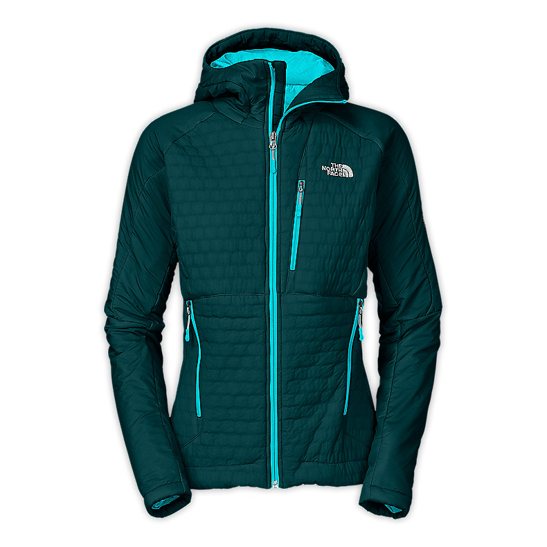 WOMEN'S POLAR HOODED JACKET