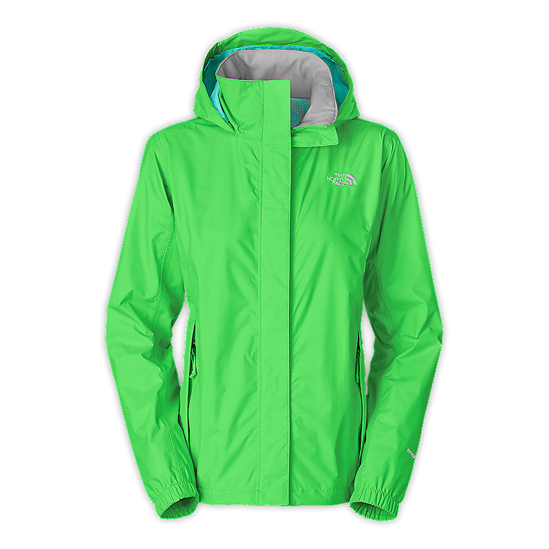 WOMEN'S RESOLVE JACKET