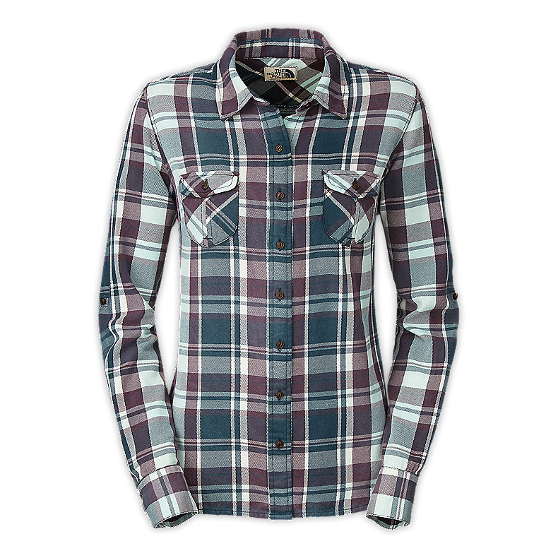 WOMEN'S SUNCREST FLANNEL