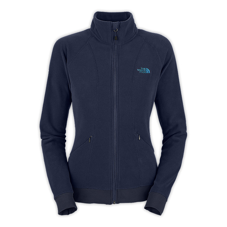WOMEN'S TKA 100 TEXTURE BLAKE FULL ZIP