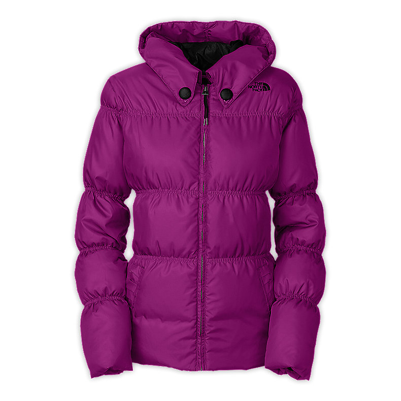 WOMEN'S TOTALLY DOWN JACKET
