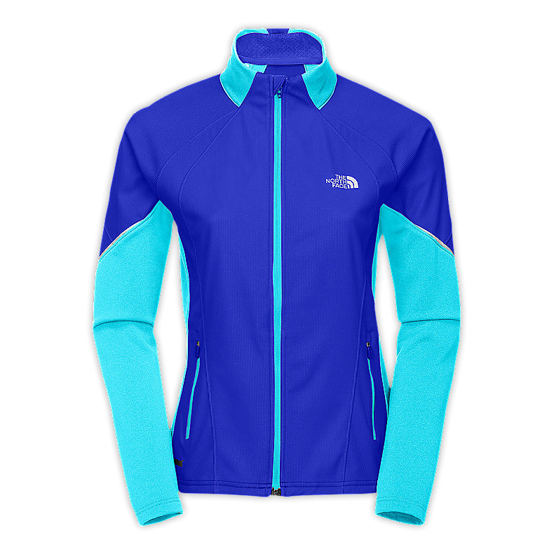 WOMEN'S WINDSTOPPER® HYBRID JACKET