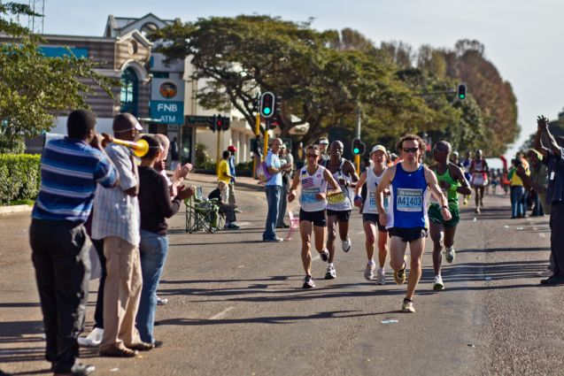 the north face comrades marathon athletes