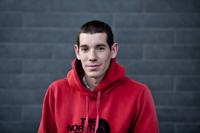 the north face athlete alex honnold