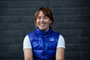 the north face athlete ingrid backstrom