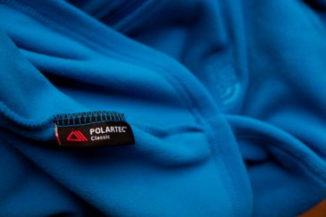 the north face polartec jacket