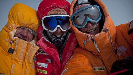 The North Face Gasherbrum II Team
