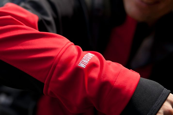 the north face windstopper jacket