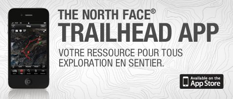 The North Face Trailhead App