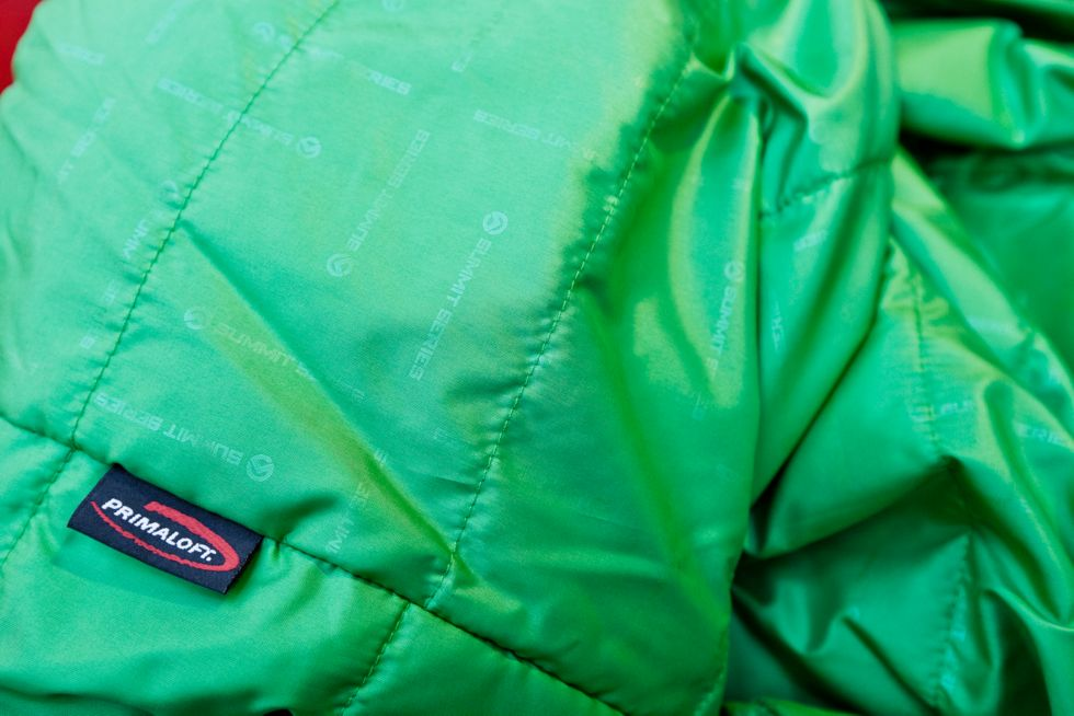 north face primaloft jacket