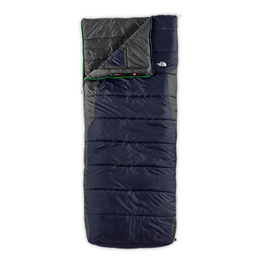 photo: The North Face Men's Dolomite 3-season synthetic sleeping bag