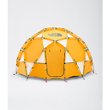photo: The North Face 2-Meter Dome four-season tent