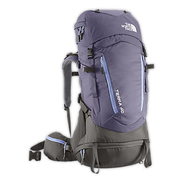 photo: The North Face Women's Terra 40 overnight pack (2,000 - 2,999 cu in)