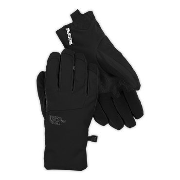 photo: The North Face Women's Quatro Windstopper Etip Glove