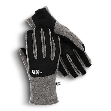 photo: The North Face Denali Etip Glove fleece glove/mitten